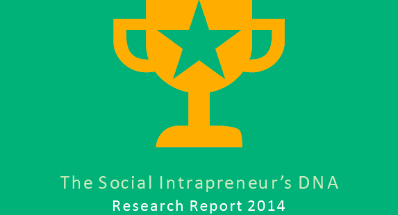 ソーシャル・イントラプレナーシップに関するリサーチ・レポートを翻訳しました
